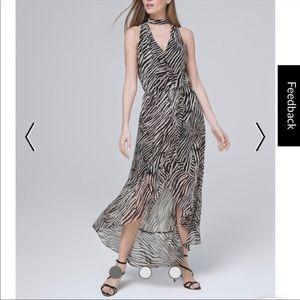 Dress - White House Black Market size 12 NWT.